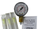 Clemco 01232 Nozzle Pressure Gauge Kit With three Needles